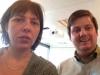 Geografisch: @christinebadke und @markustillmann, #tck13foto, NetworkingLine