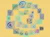 Kollektive Klammeraffen Kunst, NetworkingLine