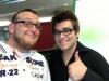 Medial: @mmotu und @adrianrichter, #tck13foto, NetworkingLine