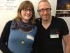 Vernetzend: @punktefrau und @mika73, #tck13foto, NetworkingLine