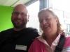 Kulturell: @_lauschgift und @kulturtussi, #tck13foto, NetworkingLine