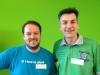 Medial: @simsullen und @tomww, #tck13foto, NetworkingLine