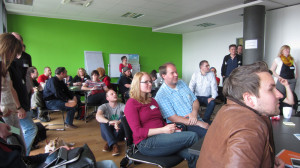 tck13, Morgensession, BloggerBrunch